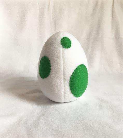 yoshi pokemon egg plush by cinderberrie on deviantart
