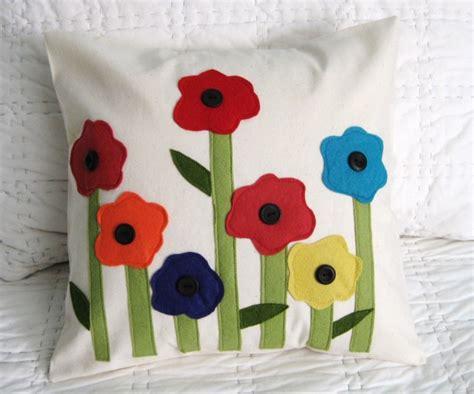 Handmade Pillow Ideas - 19 springtime diy pillow decoration designs style motivation