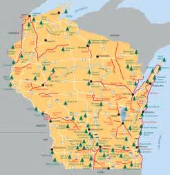 State Parks Map by Pics Photos State Parks Map