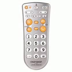 Chunghop Universal Ac Remote Controller With Flashlight White keyboard mouse komputer pc laptop harga murah