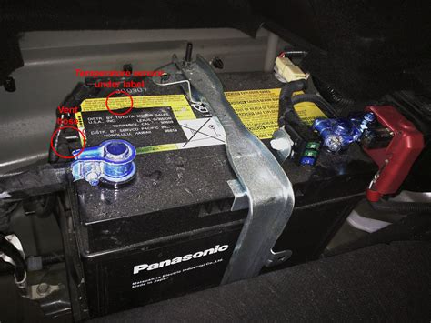 Accu Mobil Gs 12 Volt how to replace the 12v battery for a gs450h clublexus lexus forum discussion