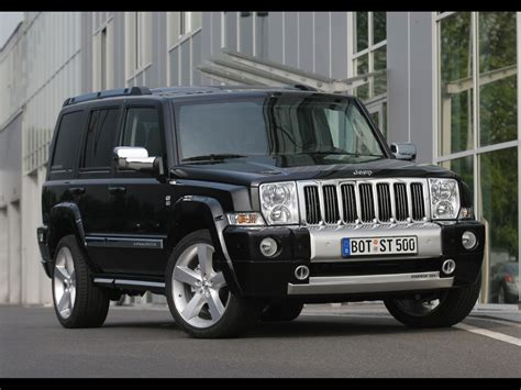 Of A Jeep Jeep Commander Jeep Enthusiast