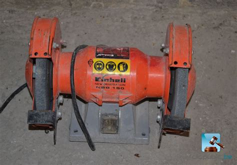 bench grinder for sale bench grinder einhell nbg 150 for sale on clicpublic be