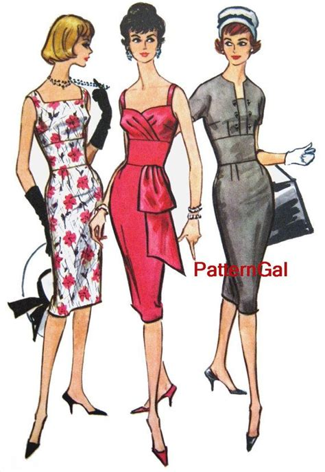 pattern dress tight 17 best images about vintage patterns on pinterest
