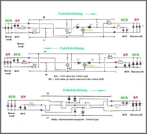 modellbahn beleuchtung anleitung led beleuchtung f 220 r triebfahrzeuge