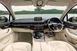 Audi Q7 Test Drive Torque Audi Q7 Test Drive