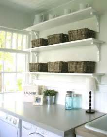 Storage For Laundry Room Small Laundry Room Makeover Ideas