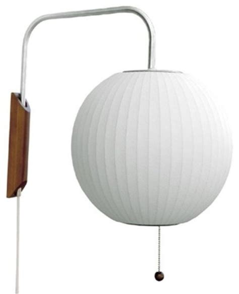 Nelson Wall Sconce George Nelson L Wall Sconce Midcentury Swing Arm Reading Lights By Rume