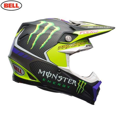 bell motocross helmets uk bell mx moto 9 flex helmet pro circuit 17 monster