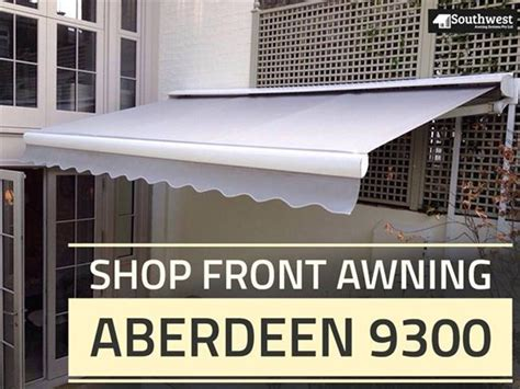 shop front awning shop front awning aberdeen 9300 authorstream