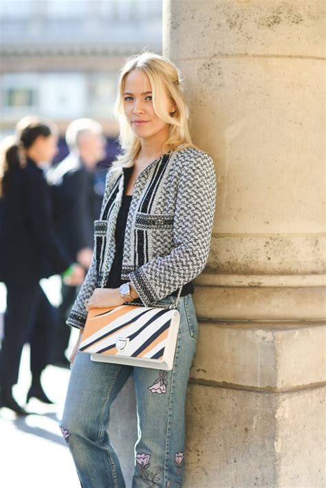 Fashion News Weekly Up Bag Bliss 16 by Chanel Meets Levi S Sweatshirts Dresses