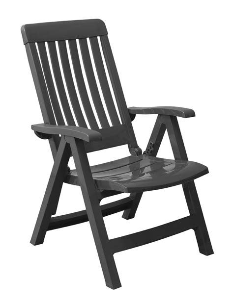 fauteuille jardin miami garden easy chair with adjustable backrest grosfillex