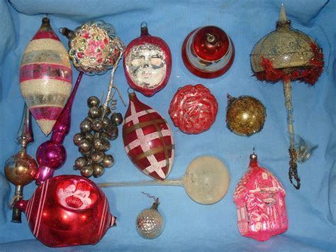 antique christmas ornaments antique victorian german parasol christmas tree ornament