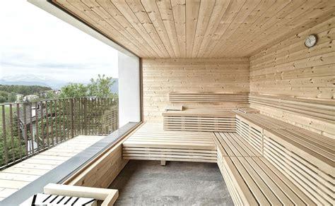 vasca kneipp benessere infinity pool sauna finlandese vasca kneipp