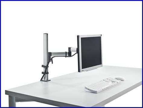 Desk Cl Monitor Mount by Novus Basic Desk Mounts Novus Monitor Mounts