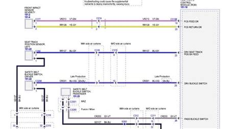 2004 ford f150 seat belt chime disable ford seat belt wiring diagram wiring diagrams image free