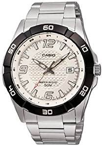 Casio Analog Ltp E104d 7avdf White buy casio enticer analog white s mtp 1292d 7avdf a417 at low prices in