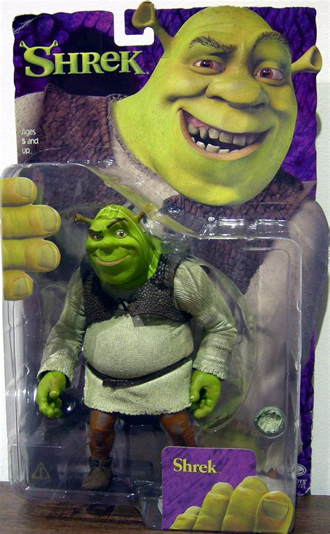 Figure Shrek shrek figures my