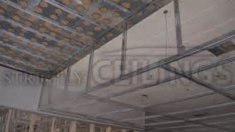 Drop Ceiling Grid Building Vertical Drywall Ceiling Drops Suspended