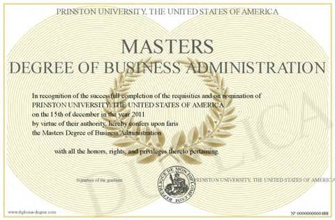 Mba Postgraduate Degree by Business Administration Masters Of Business