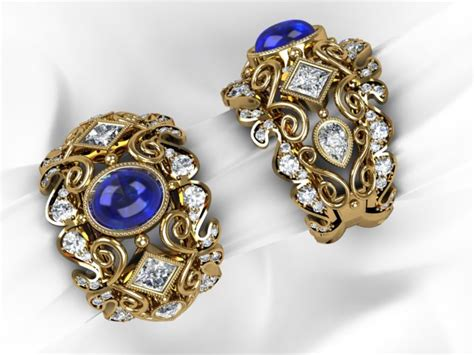 scroll ring exclusive jewelry designs
