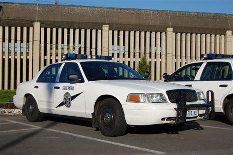 State Patrol Office by Utah State Car Ford Crown Vic Interceptor