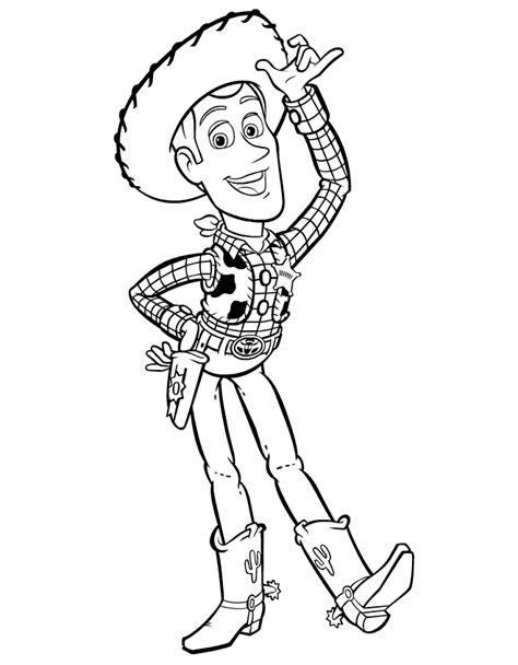 Toy Story Coloring Pages Coloringpages1001 Com Story Coloring Page