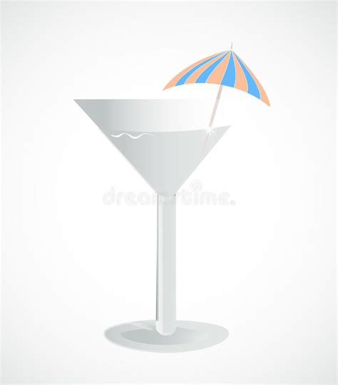 umbrella drink svg glass with an umbrella and drink vector royalty free