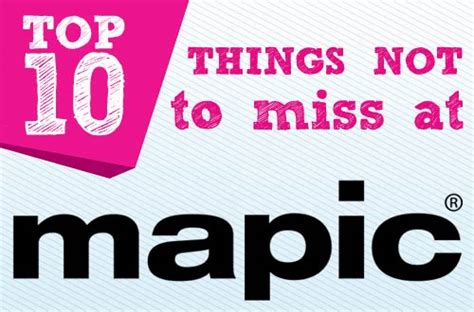 mapic2013 top ten things not to miss at mapic 500x330