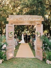 outside ideas outdoor wedding ideas that are easy to love modwedding