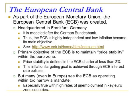 european central bank exchange rate the response of europe to the collapse of bretton woods