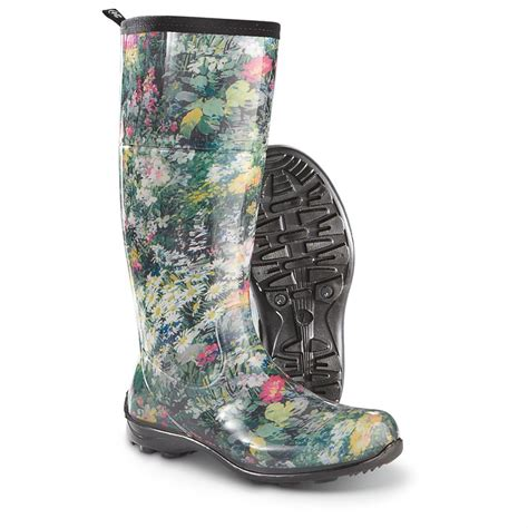 rubber boots womens s kamik rubber boots 622631 rubber