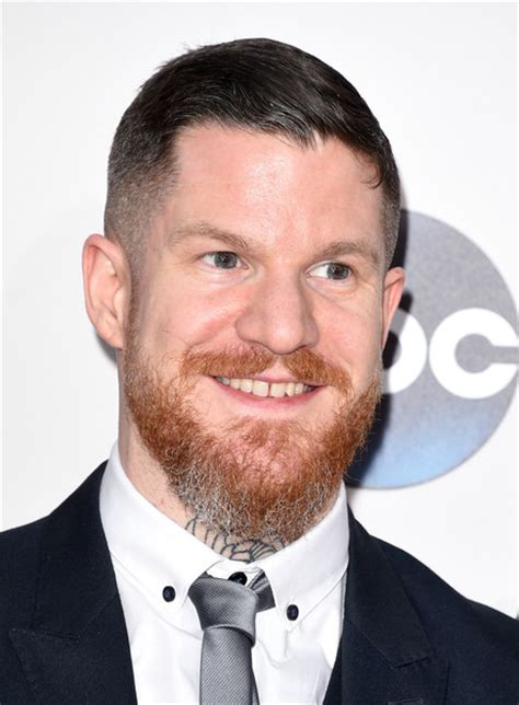 andy hurley photos 2015 american music awards arrivals