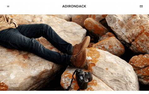adirondack template squarespace using the adirondack template help and customer care