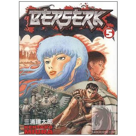 berserk vol 5 berserk volume 5 berserk at