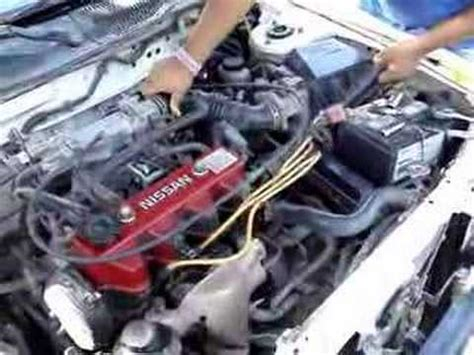 nissan tsuru engine nissan tsuru motor 16v