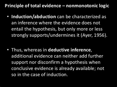 the principle of induction philosophy barbara osimani problems with evidence of pharmaceutical harm king