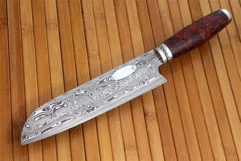personalized chef knife custom made chef knife by cote custom knives custommade