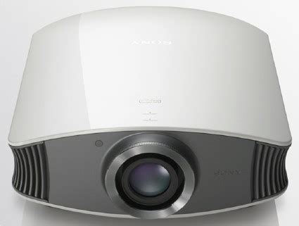 sony vpl vw50 l sony quot pearl quot vpl vw50 sxrd projector details leaked
