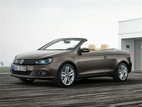 2014 Volkswagen Eos Price Photos Reviews Features