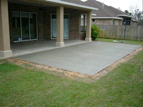 Concrete Patio by Concrete Patio Construction Toronto Concrete Repairs