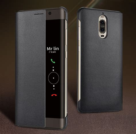 Smart Flip Cover Huawei Mate 10 Mate 10 Pro Original mate9 mate9 pro p10 p10plus smart v end 4 23 2018 9 15 pm