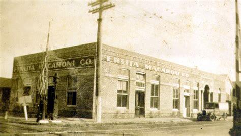 Apartments In Ybor Ta Ferlita Macaroni Co 1912 1942