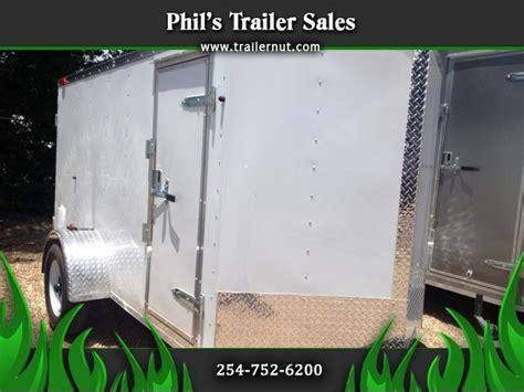 2015 continental cargo 5x8 single axle cargo enclosed trailer enclosed cargo enclosed trailers cargo trailers