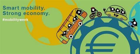 settimana europea della mobilit 224 sostenibile idee green