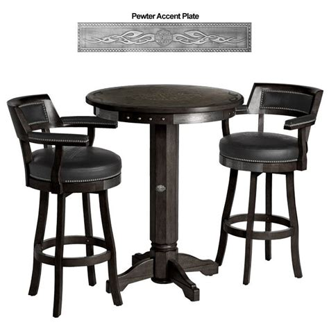 Harley Davidson Pub Table Bar Stool Set by Pin By David Lewis On Harley Davidson Gifts Furniture And