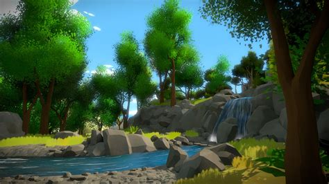 the witness the witness for xbox one but developer currently
