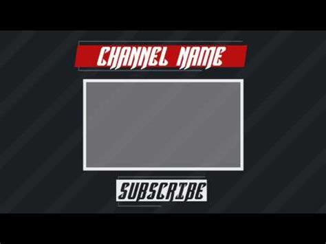 Sleek Outro Template For Sony Vegas And After Effects Tronarts 7 Velosofy Intro Outro Templates