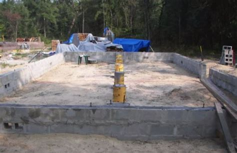 How To Build A Cabin Foundation by How To Build A Log Cabin By Homesteading