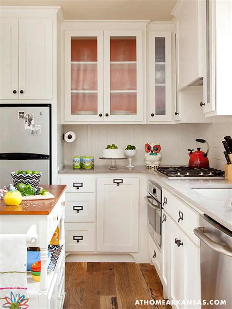 small cottage kitchen design cottage of the week small space ideas home bunch